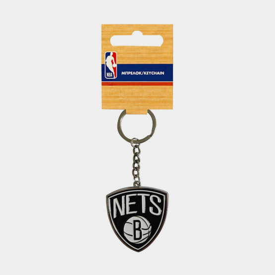 Back Me Up Brooklyn Nets Keychain
