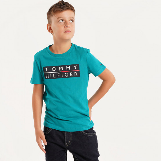 Tommy Jeans Logo Kid's T-shirt