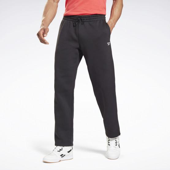 Reebok Sport Identity Open Hem Men's Track Pants