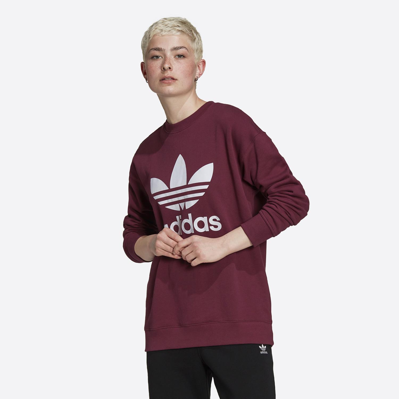 adidas Originals Trefoil Γυναικείο Φούτερ (9000084539_54526)