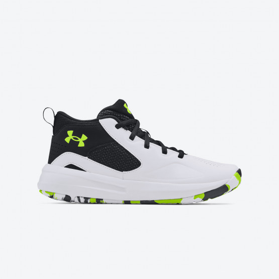 Under Armour Lockdown 5 Kids' Basketball Shoes
