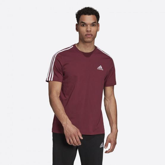 adidas Performance Essentials 3-Stripes Ανδρικό T-shirt
