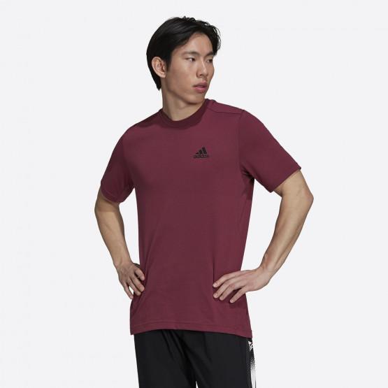 adidas Performance Aeroready Designed 2 Move Feelready Ανδρικό T-shirt