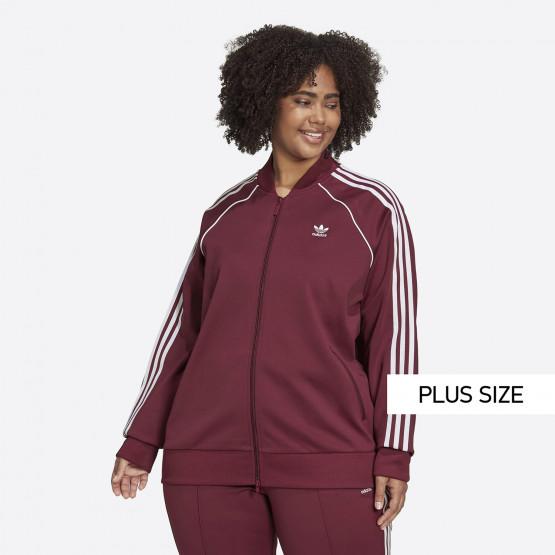 adidas Originals Primeblue Sst Plus Size Women's Jacket