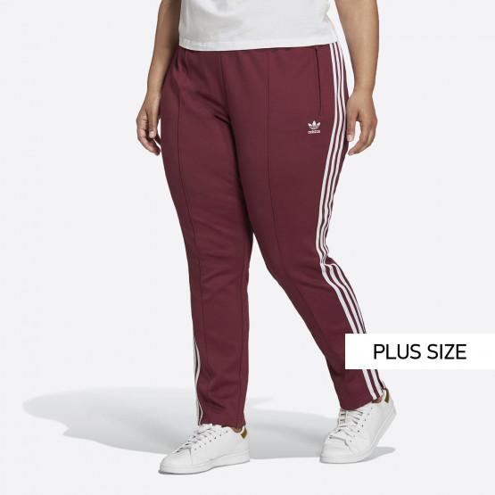 adidas Originals Primeblue Sst Plus Size Women's Track Pants