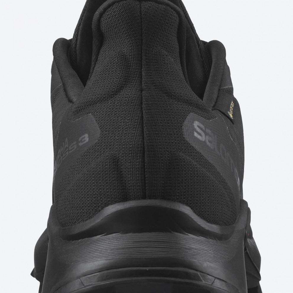 Salomon Alphacross 3 Ανδρικά Παπούτσια για Trail Τρέξιμο