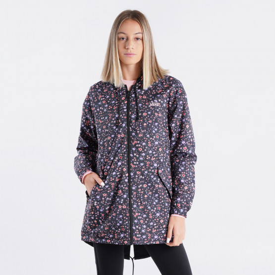 Vans Mercy Reversible Covered Ditsy Women's Parka With Hood
