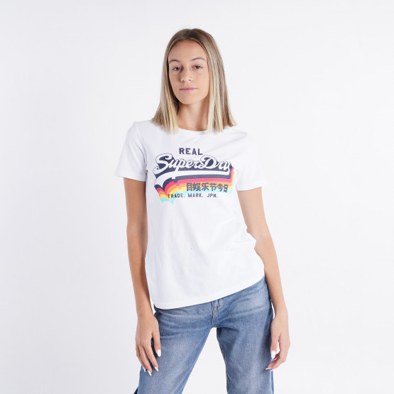 Superdry Vl Γυναικείο T-shirt