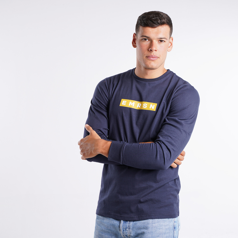 Emerson Ανδρικό Μακρυμάνικο T-Shirt (9000086398_3472)