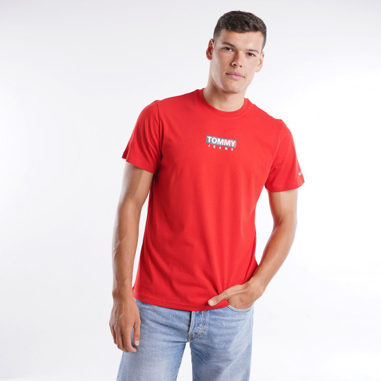 Tommy Jeans Entry Print Men's T-shirt