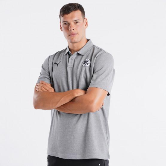 Puma x OFI Crete F.C Teamgoal 23 Casuals 2021 Ανδρικό Polo T-shirt