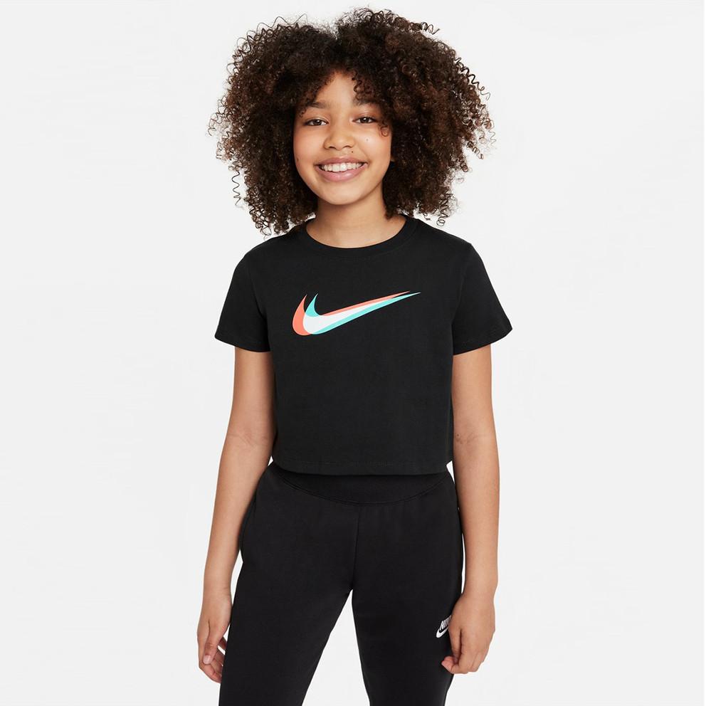 Nike Sportswear Cropped Παιδικό Cropped T-Shirt (9000082049_1469)