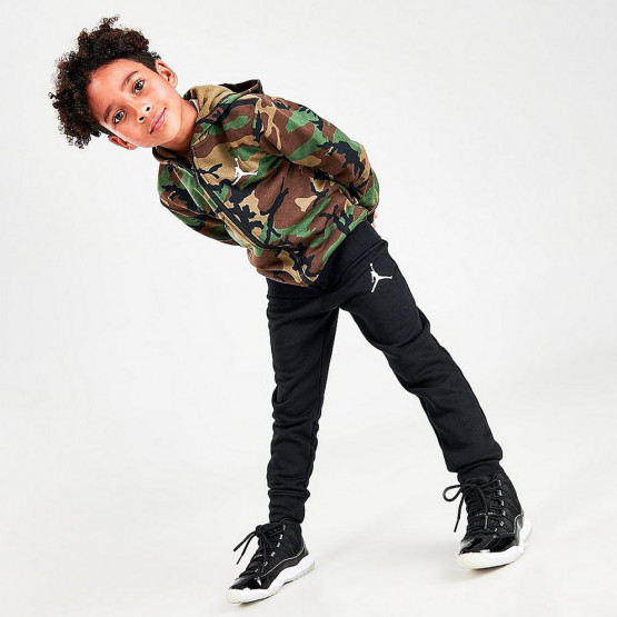 Jordan Essentials Camo Kids' Fleece Set