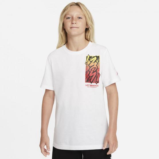 Jordan Zion Lets Dance Παιδικό T-Shirt