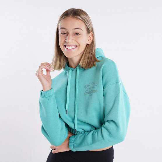 Target ''Awesome'' Women's Cropped Hoodie