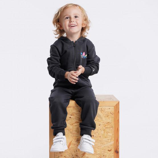adidas Originals Adicolor Full Zip Infants' Hoodie Set