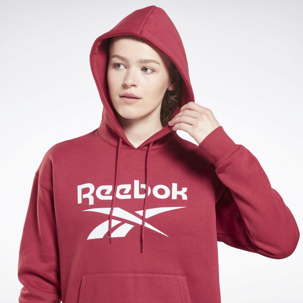 Reebok Identity Logo Fleece Γυναικείο Φούτερ