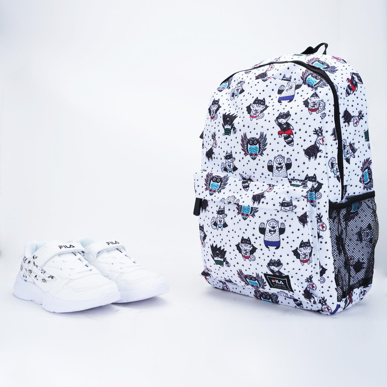 Fila Μemory Print 3 Παιδικά Παπούτσια με Δώρο Backpack (9000087750_32288)