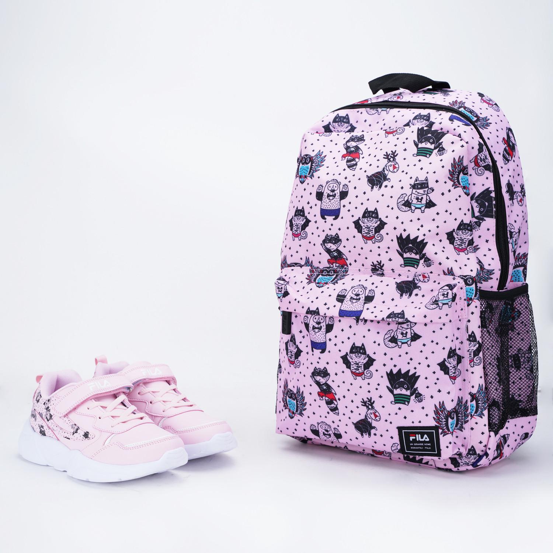 Fila Μemory Print 3 Παιδικά Παπούτσια με Δώρο Backpack (9000087751_30844)