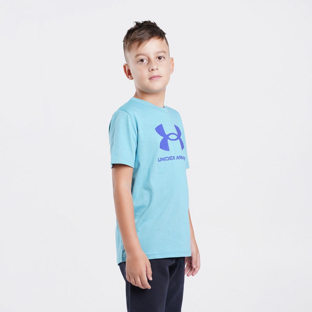 Under Armour Sportstyle Logo Kids' T-Shirt