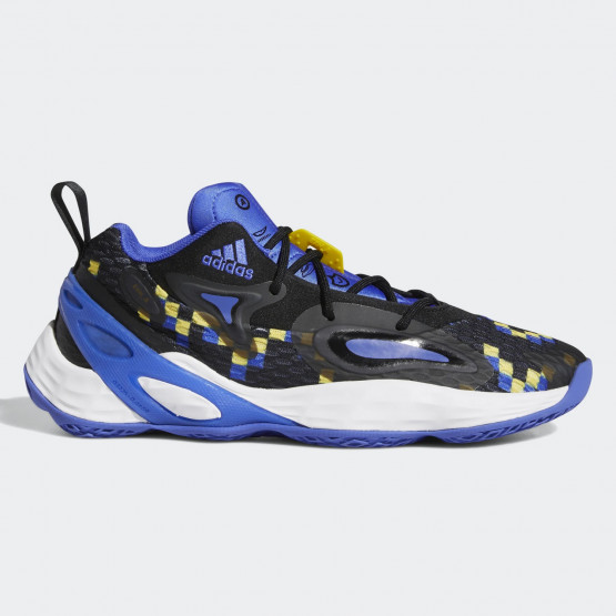 adidas Performance Exhibit A Ανδρικά Παπούτσια για Μπάσκετ