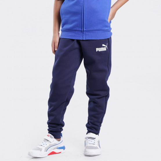 Puma Essentials Logo Παιδικό Παντελόνι Φόρμας