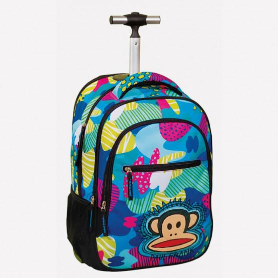 Paul Frank Jungle Trolley Backpack 30L