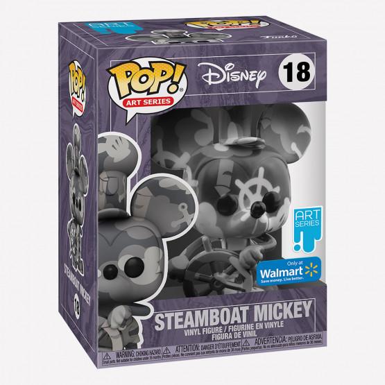Funko Pop! Art Series: Disney Mickey Figure
