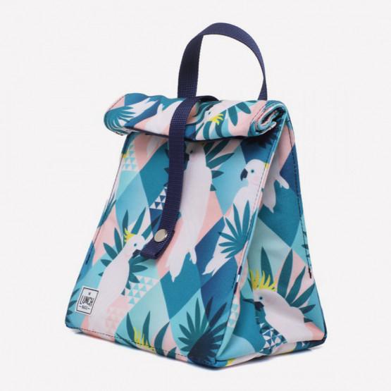 The Lunch Bags Tropical Τσάντα Φαγητού 21 x 14 x 26 cm