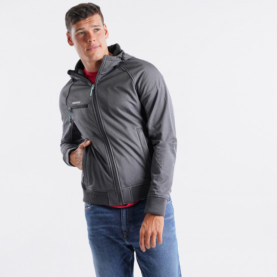 Emerson Men's Soft Shell Ribbed Men's Jacket