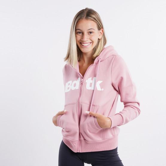 BodyTalk Zip Hooded Women's Sweater