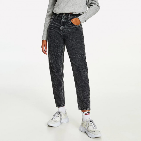 Tommy Jeans Mom Ultra High Rise Tapered Faded Women's Jeans (Length 30L)