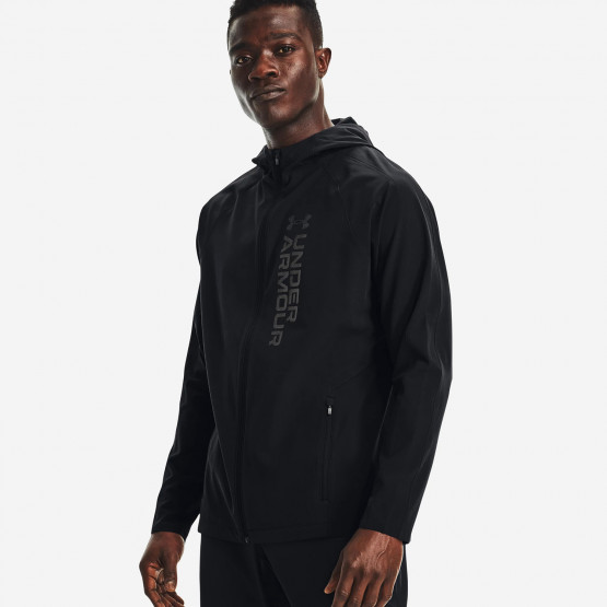 Under Armour Outrun The Storm Ανδρική Ζακέτα