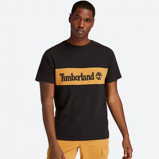 Timberland Yc Ss Cut&Sew Tee (Reg)