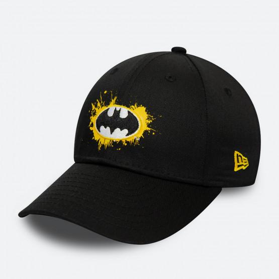 NEW ERA Chyt Paint Base 9Forty Batman Παιδικό Καπέλο