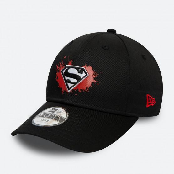 NEW ERA Chyt Paint Base 9Forty Superman Παιδικό Καπέλο