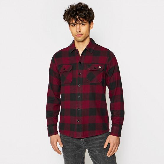 Dickies New Sacramento Shirt Maroon