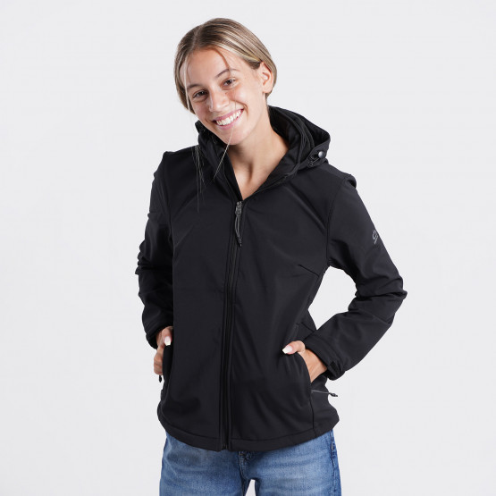 Emerson Βonded Hooded Women's Jacket