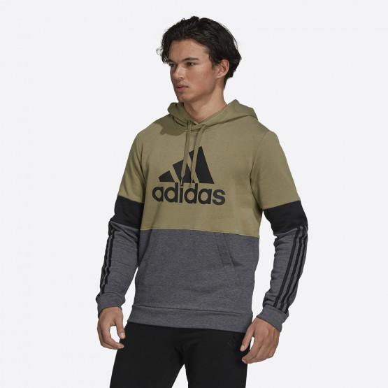 adidas Performance Essentials Fleece Colorblock Ανδρικό Φούτερ