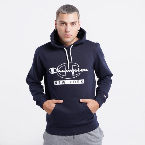 Champion New York Graphic Men's Hoodie