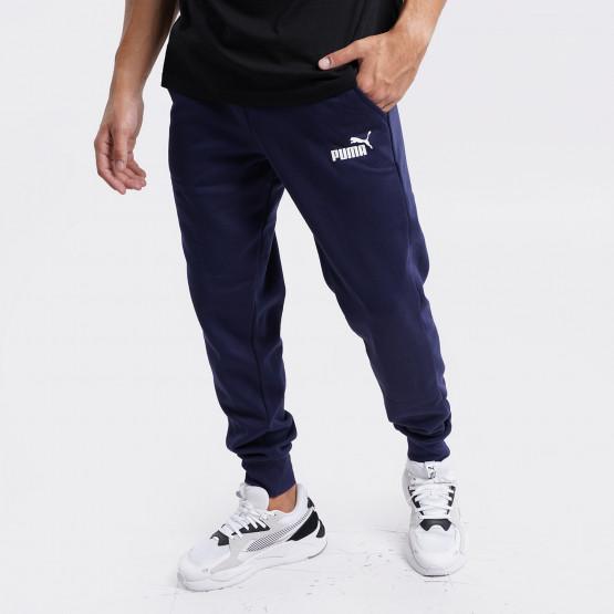 Puma Essentials Logo Ανδρικό Παντελόνι Φόρμας