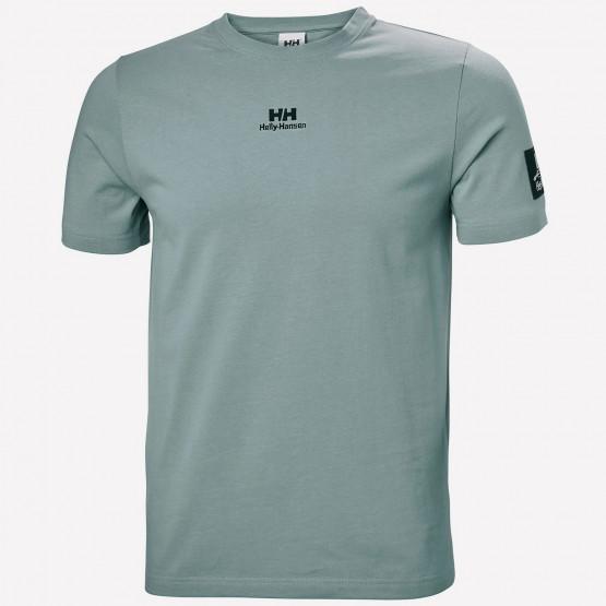 Helly Hansen Yu Patch Ανδρικό T-Shirt