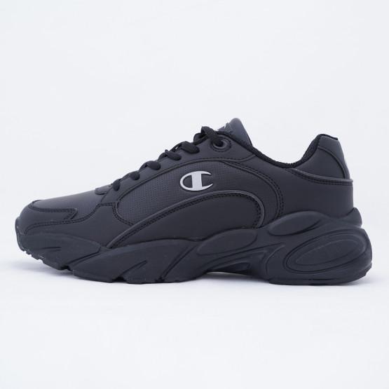 Champion Low Cut Shoe BLACK OUT