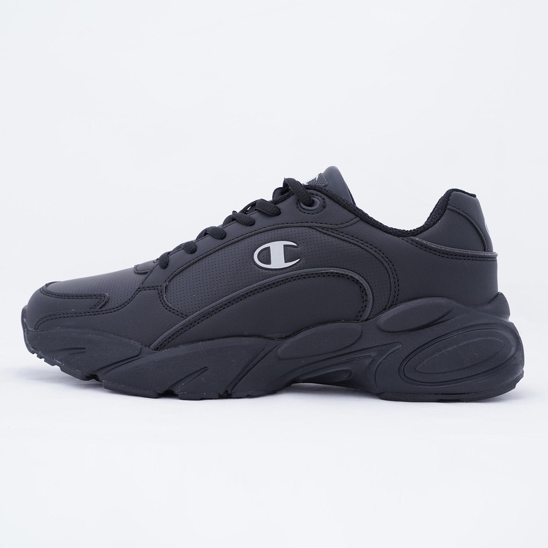 Champion Low Cut Shoe BLACK OUT (9000082689_41682)