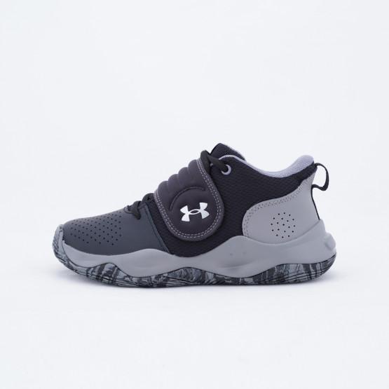 Under Armour Zone BB Παιδικά Παπούτσια για Μπάσκετ