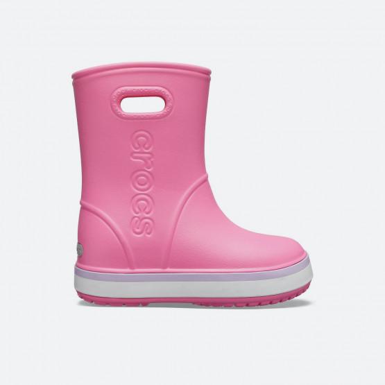 Crocs Crocband Rain Παιδικές Μπότες