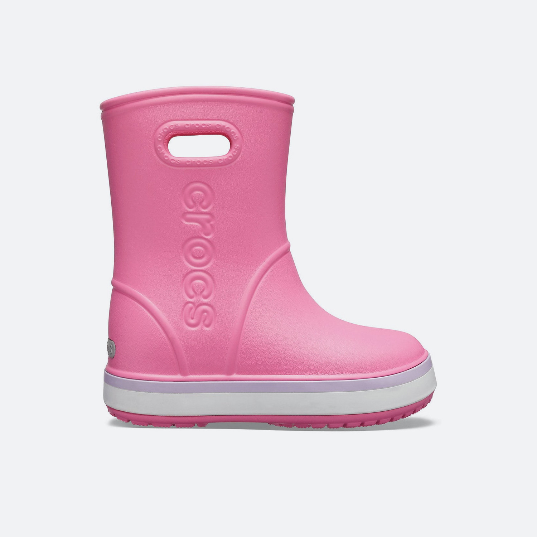 Crocs Crocband Rain Παιδικές Μπότες (9000089663_49030)