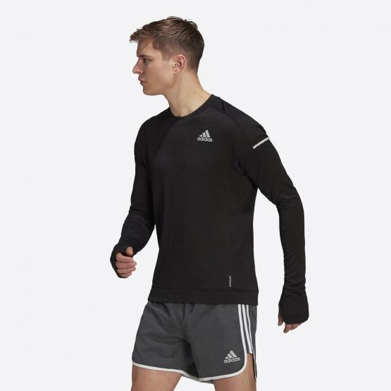 adidas Performance Cooler Men's Longsleeve Sweatshirt