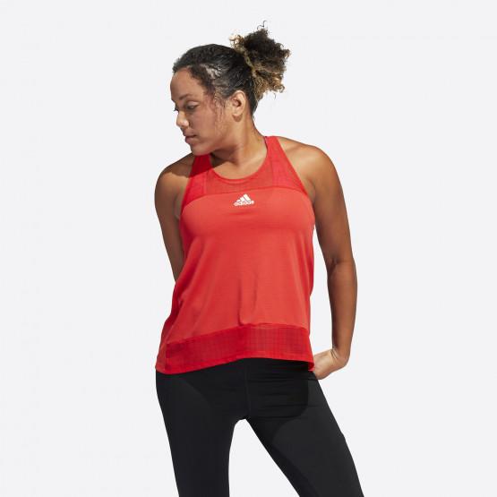 adidas  Performance H.Rdy Training Γυναικείο Αμάνικο T-shirt