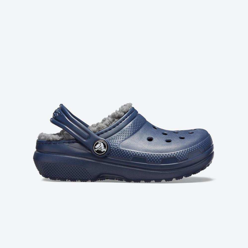 Crocs Classic Lined Clog Παιδικά Σανδάλια (9000089656_16657)